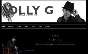 Olly G Singer Website